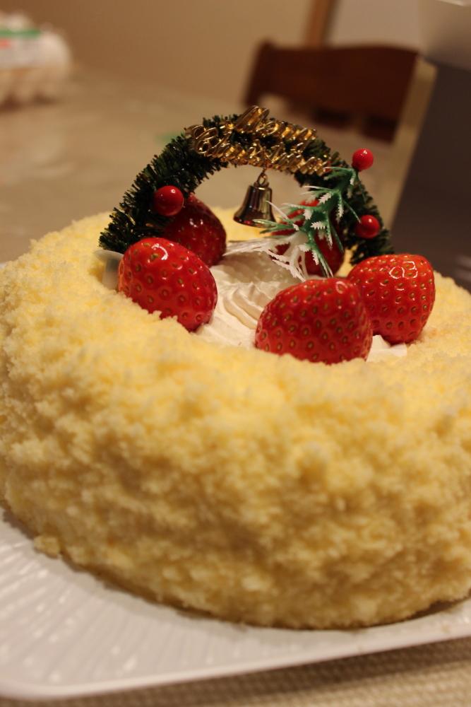 りんごの木 クリスマスレアチーズケーキ★