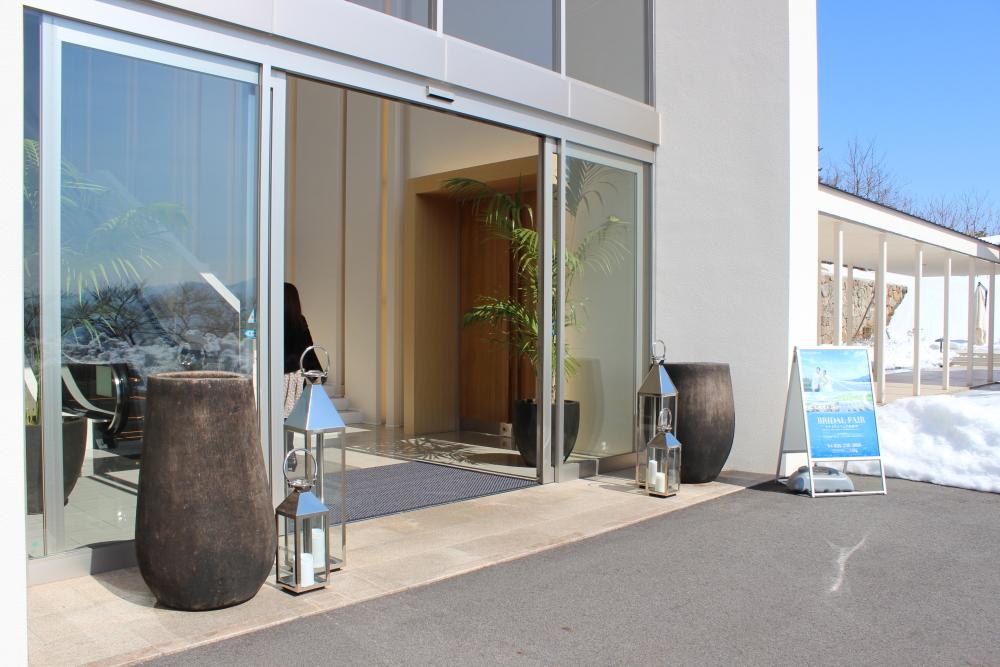 長野の結婚式場 アマンダンスカイ 長野の街を一望できます