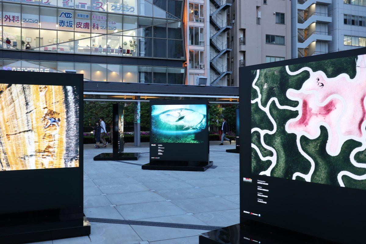アクションスポーツを扱う世界最大級の写真展 Red Bull Illume in 赤坂サカス