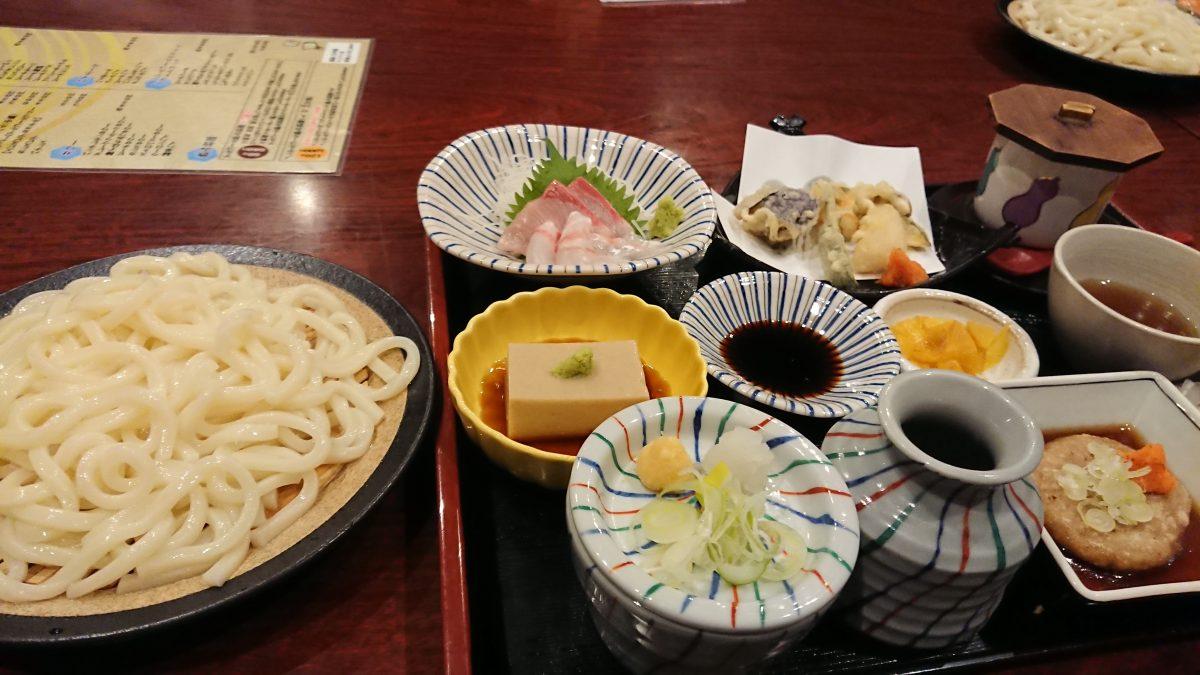 信州そばが名物 懐食あおき 長野市青木島の美味しい広場