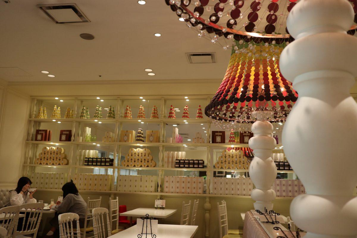 サロンドスイーツ  Salon de Sweets 東京ソラマチ